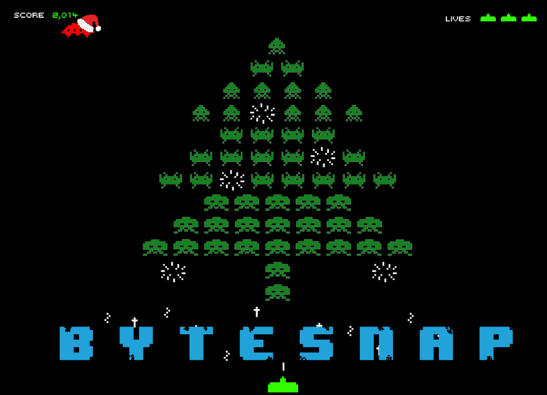 Happy Christmas from ByteSnap's Electronic Design Team