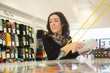 RFID design helps revolutionise retail