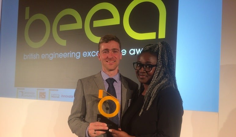 BEEA 2016 DESIGN TEAM OF THE YEAR