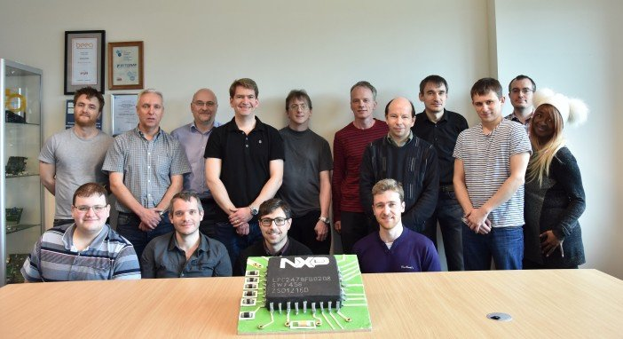 ByteSnap Approved Engineering Consultants for NXP Semiconductors