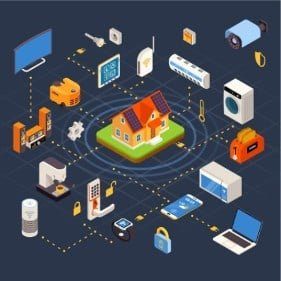 ByteSnap Embedded Systems Industry Predictions 2018 - smart home