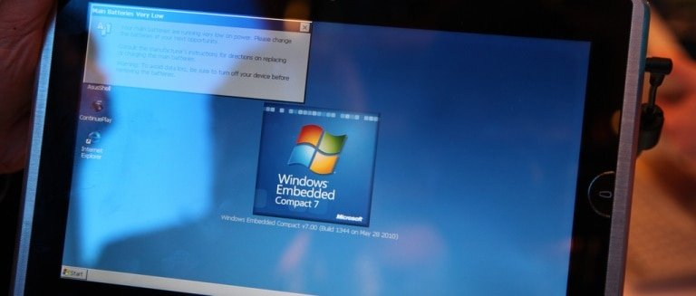 Windows Embedded Compact Migration and End-of-Life Support