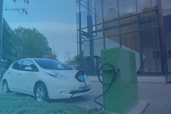 V2G Electric Vehicle Charging
