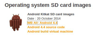 Install Android 4.4 with Play Store on Wandboard in 7 Steps